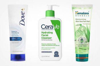 15 Rekomendasi Facial Wash Untuk Kulit Kering