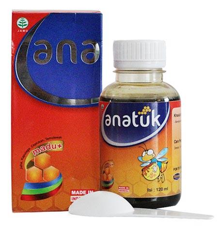 Obat batuk anak