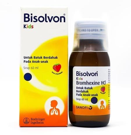Merk obat batuk anak bagus