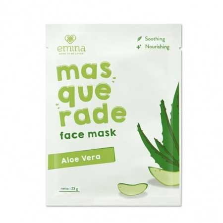 Sheet Mask Terbaik - Emina Masquerade Face Mask