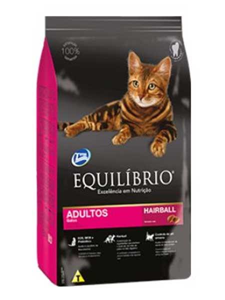 Makanan Kucing Yang Bagus - Equilibrio