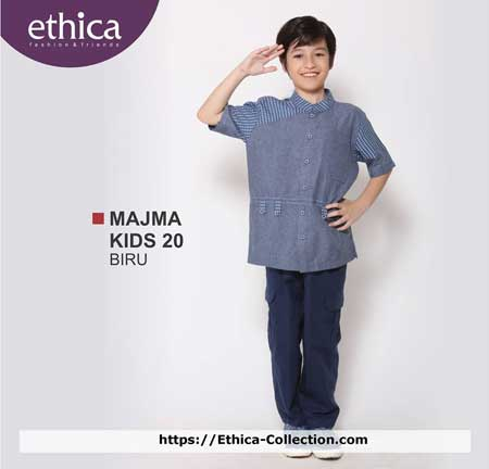 Merk Baju Anak Terbaik - Ethica Collection