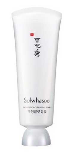 Facial Wash Yang Bagus Untuk Kulit Sensitif - Sulwhasoo Snowise Brightening Cleansing Foam