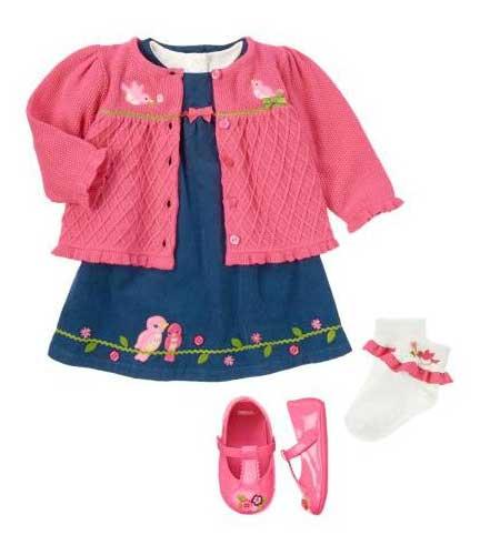 Merk Baju Anak Terbaik - Gymboree