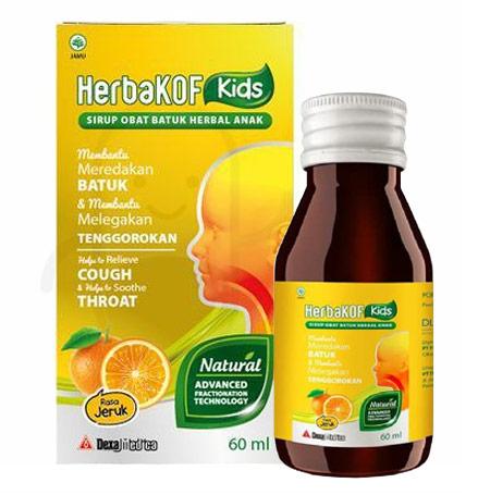 Obat batuk anak bagus