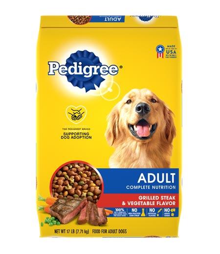 Merk makanan anjing bagus