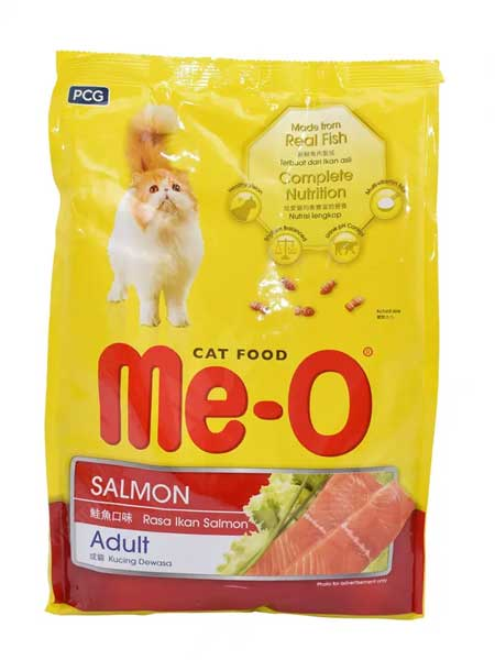 Makanan Kucing Yang Bagus - Me-O
