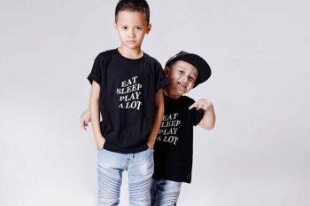15 Merk Baju Anak Terbaik Agar Makin Tampil Gaya