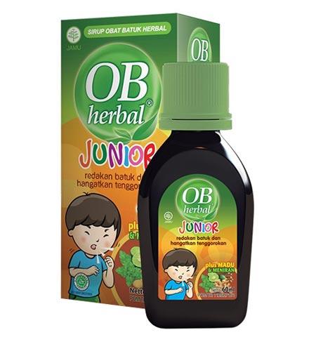 Merk obat batuk anak terbaik