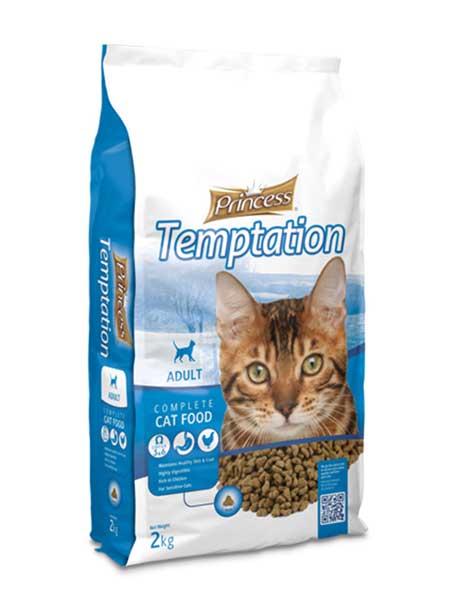 Makanan Kucing Yang Bagus - Princess Cat Food