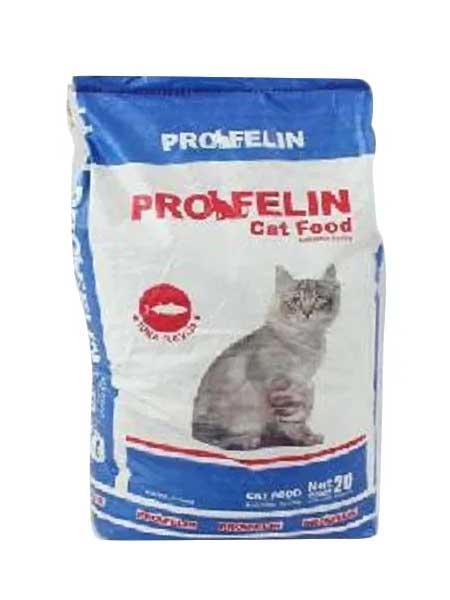 Makanan Kucing Yang Bagus - Profelin