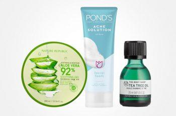 15 Rekomendasi Skincare Terbaik Untuk Kulit Berjerawat