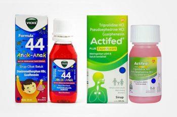 15 Merk Obat Batuk Anak Yang Bagus