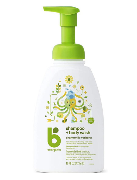 Merk Shampo Bayi Yang Bagus