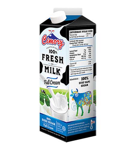 Merk susu full cream terbaik