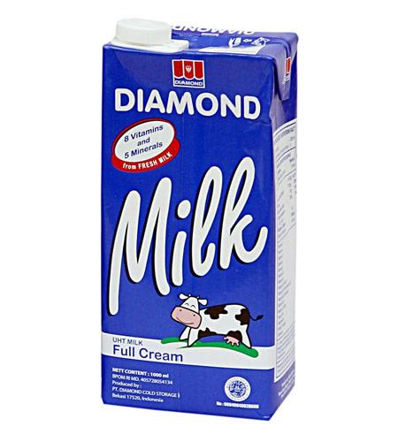 Merk susu full cream bagus