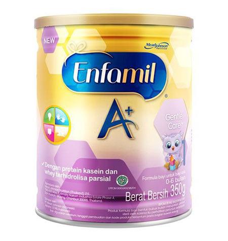 Merk susu formula bayi terbaik