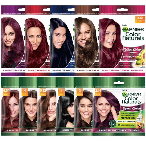 Merk cat rambut terbaik