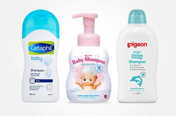 15 Merk Shampo Bayi Yang Bagus Dan Wangi Untuk Si Kecil