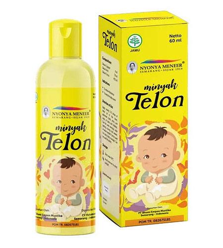 Merk minyak telon bayi bagus
