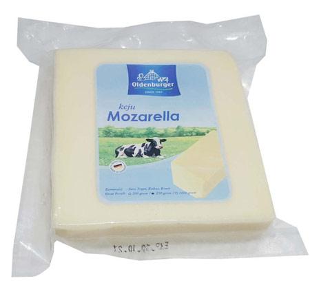 Merk keju mozzarella bagus