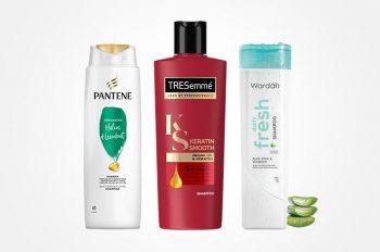 15 Merk Shampo Untuk Rambut Kering Terbaik