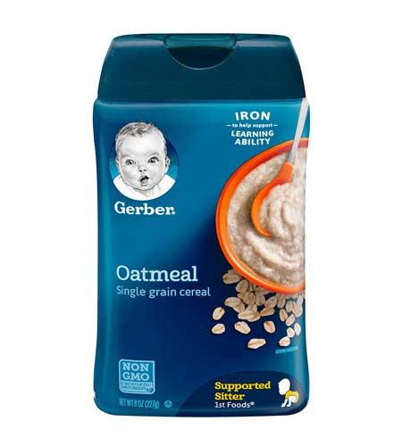 Merk Bubur Bayi Instan Terbaik