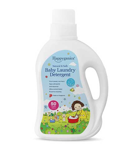 Merk Deterjen Pakaian Bayi Terbaik Dan Aman