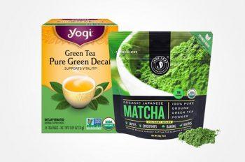 Merk teh hijau bagus