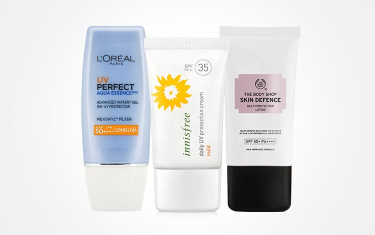 Merk sunscreen terbaik