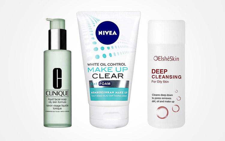 facial wash untuk kulit berminyak